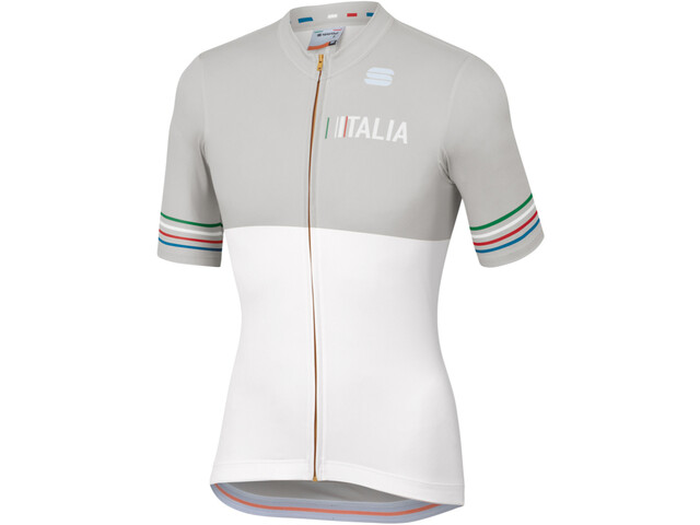 Sportful Tricolore Trikot Herren white